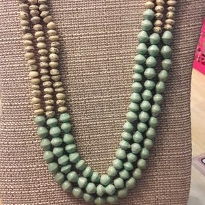 Jewelry - Final Price Beaded Fashion Necklace